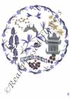 Interpretation of Willow Pattern design